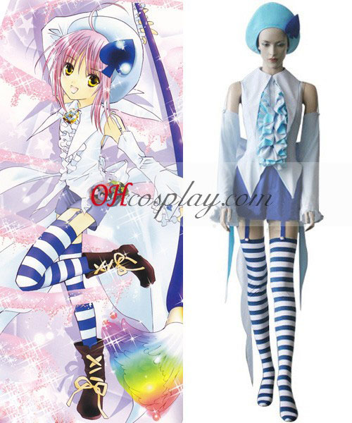 Shugo Chara Miki Cosplay Custome