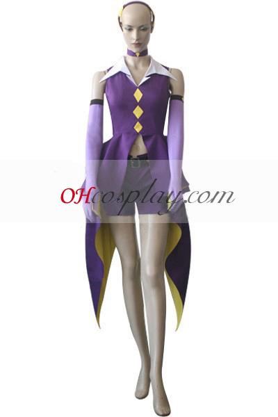 Shugo Chara cosplay custome Mørk Jewel