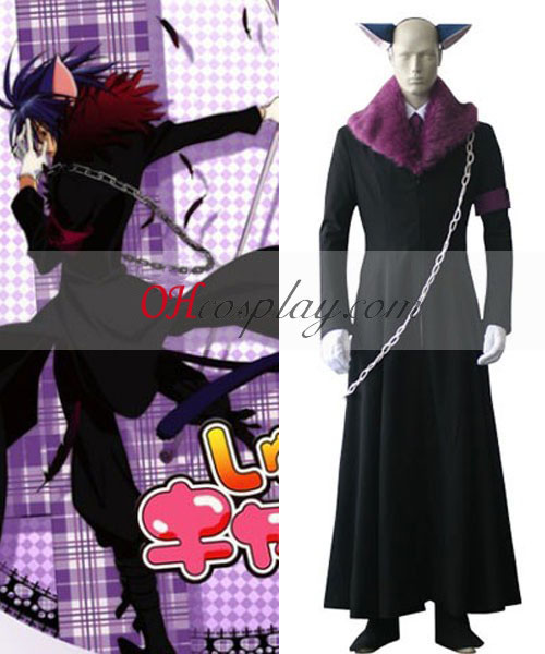 Shugo Chara Costume Carnaval Cosplay Custome