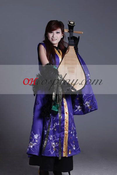 Vocaloid Kamui freio Yuet Wah Costume-Advanced Cosplay Personalizado