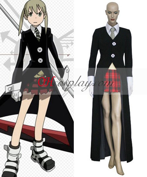 Maka Cosplay Costume from Soul Eater