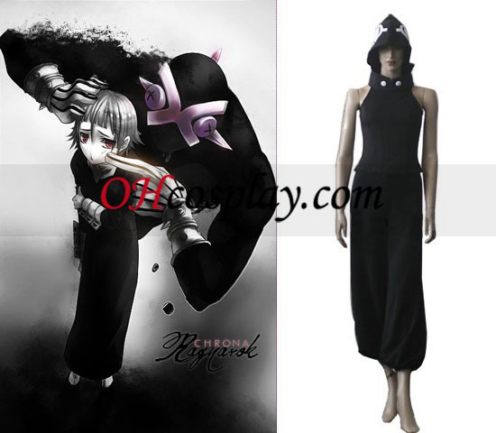 Soul Eater Medusa Cosplay Witch Kostym