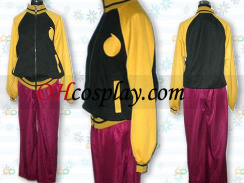 Soul Cosplay Costume overall from Soul Eater