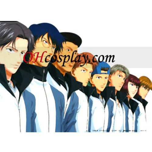 The Prince of Tennis Hyotei Gakuen Cosplay kroj