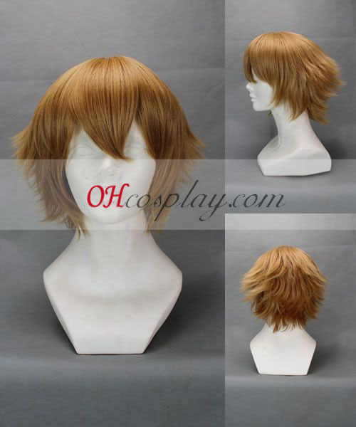 The Prince of Tennis Shiraishi Kuranosuke Brown Cosplay Wig