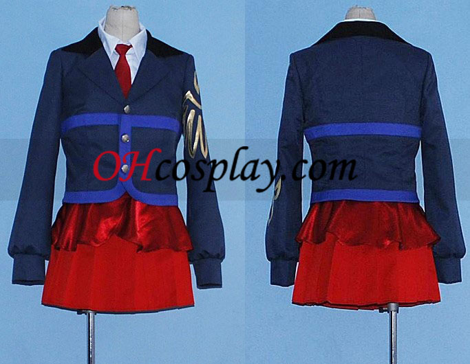 Jessica Cosplay Costume roughly Umineko no Naku Koro ni