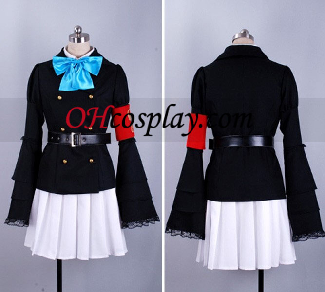 Ange Cosplay Costume anywhere caused by Umineko no Naku Koro ni