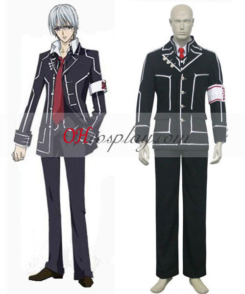 Vampire Knight Boys 'Day Class Halloween Cosplay Kostüme Uniform