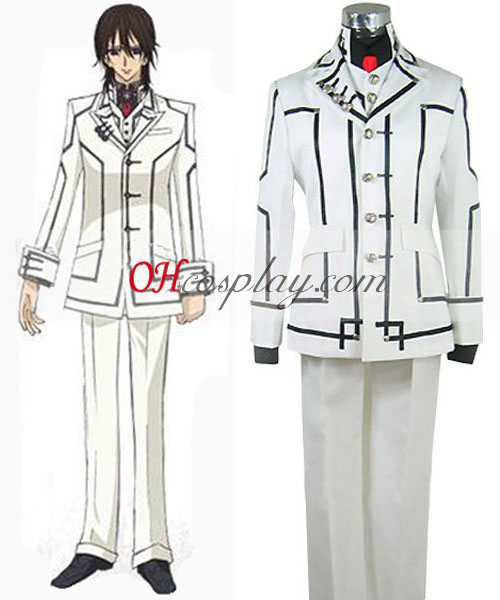 Vampire Knight Boy Noite Cosplay Halloween uniforme