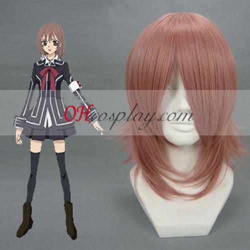 Vampirski vitez Kurosu Yuuki rdeče-rjava Cosplay lasuljo