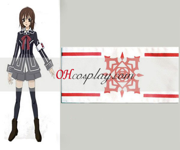 Vampire Knight White Armband Cosplay Accessory