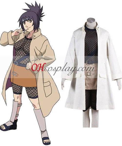 Naruto Mitarashi Anko Cosplay kostym
