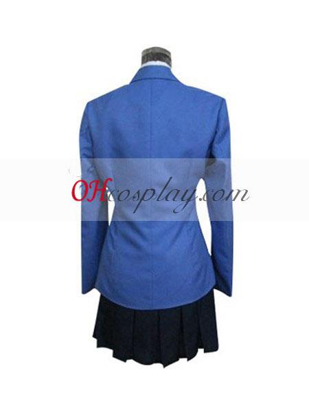 Когато викаха Sonozaki Mion училище еднакво Cosplay костюм