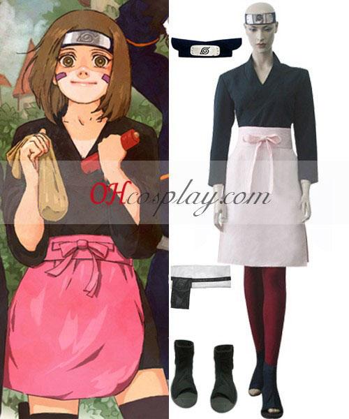 Naruto Shippuuden Deluxe Cosplay ruhában meg tor alamizsnája