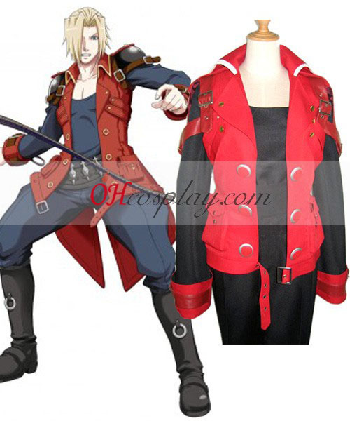 Castlevania Jonathan Morris Costume Carnaval Cosplay