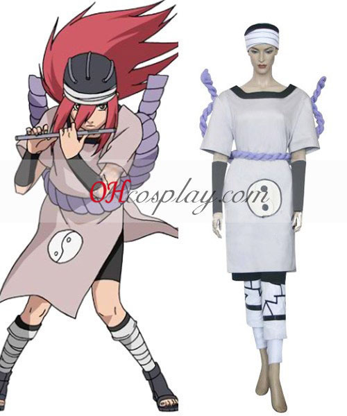 Naruto Tayuya Of The Sound Four Cosplay Costume