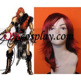 Castlevania Simon Belmont Cosplay peruca