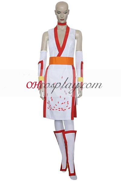 חי או מת kasumi (לבן) קוספליי בגד ים