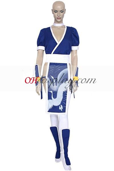 Живи или мъртви казуми (син) Cosplay костюм