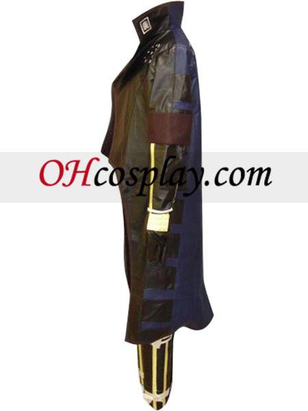 Дяволът царе Sanguko Basara 2 Katakura Kagetsuna Cosplay костюм