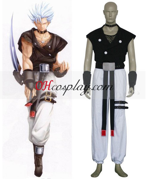 Guilty Gear Chipp Zanuff Cosplay Costume Australia