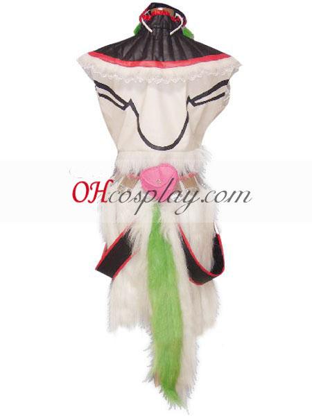 Чудовищни ловец Unicorn Halloween Cosplay костюм