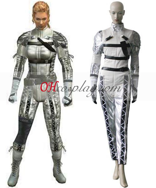 Metal Gear Solid 3 Fondateur Costume Carnaval Cosplay