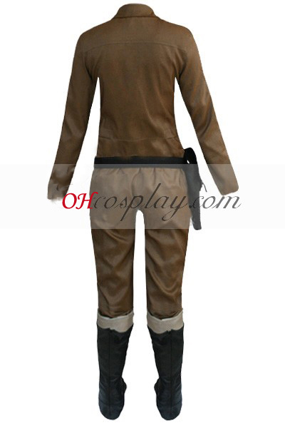 Metal Gear Solid 3 Eva Cosplay Costume