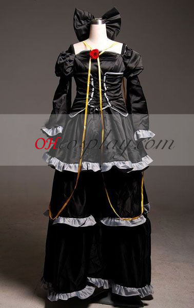 Vocaloid Kagamine Rin / Len Cosplay Costume-Advanced Aangepaste