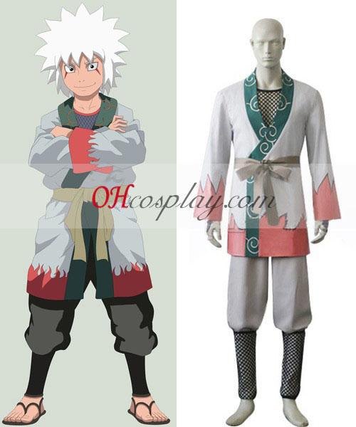 Naruto Jiraiya ung gutt Cosplay kostyme
