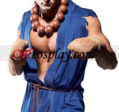 Street Fighter Akuma Adult Kostume