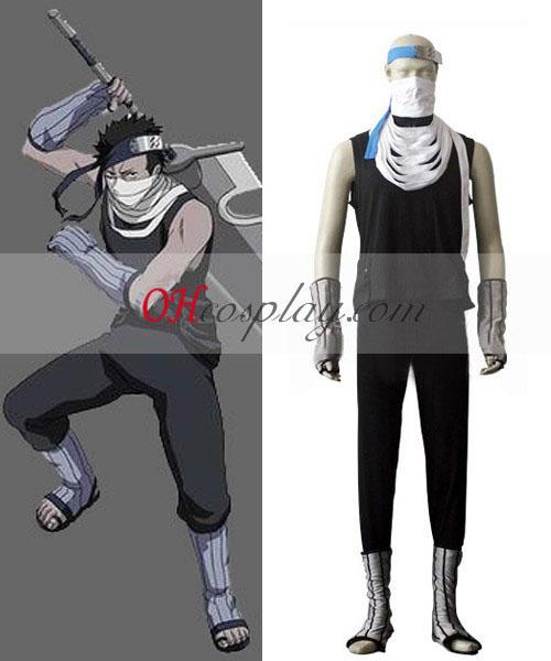 Naruto Zabuza Momochi menn Cosplay kostyme
