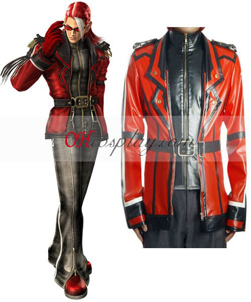 The King of Fighters Alba Meira Cosplay Costume