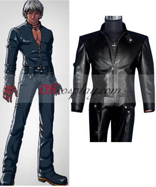 The King of Fighters' 98 K Cosplay Costume Australia