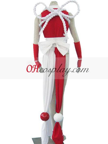 """Цар бойци\"""" Mai Shiranui Cosplay костюм"""