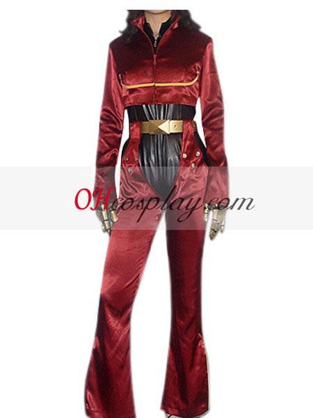 The King of Fighters\' 98 Kula Diamond Cosplay Costume