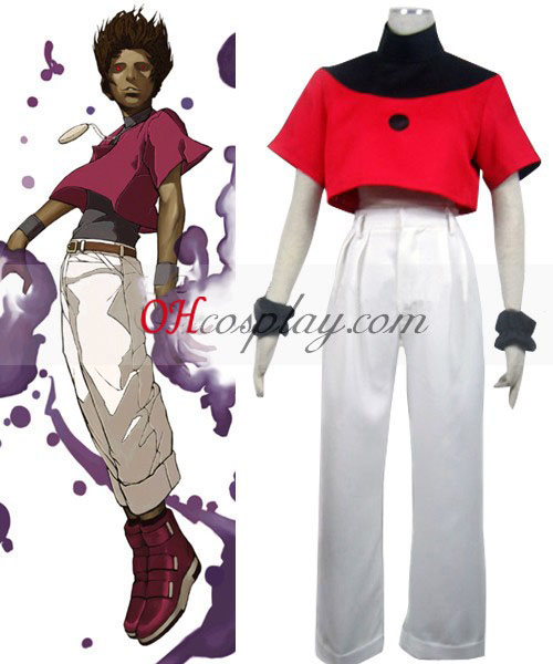 The King of Fighters Cris Cosplay Costume