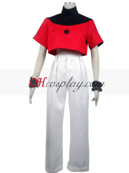 The King of Fighters\' Cris Cosplay Costume