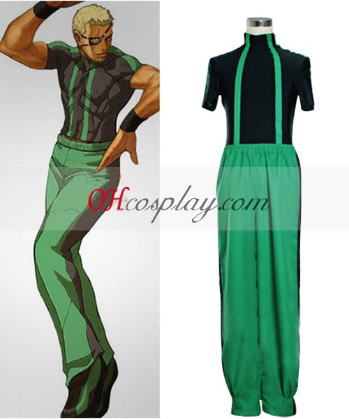 The King of Fighters' Ramon Cosplay Costume Australia