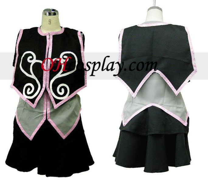 Arietta Costume Carnaval Cosplay de Tales of the Abyss