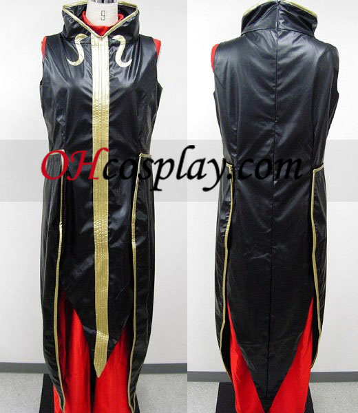 Riv Cosplay Kostym från Tales of the Abyss