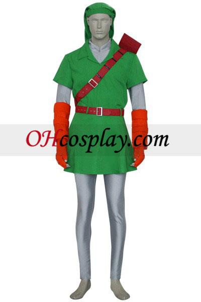 Легенда за Zelda връзка Cosplay костюм