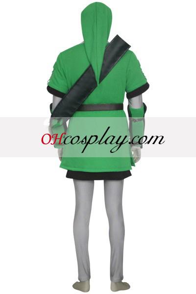 "Легенда за Zelda връзка тип \""делукс\"" Cosplay костюм"