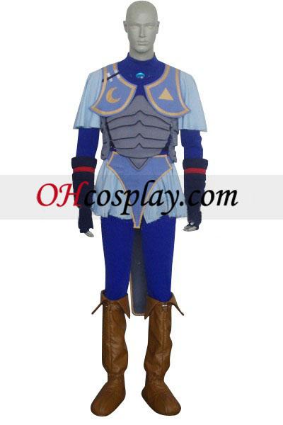 Легенда за Zelda Oni връзка Cosplay костюм