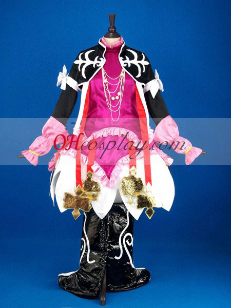 Tales straight to making Xillia Elise Lutus Cosplay Costume