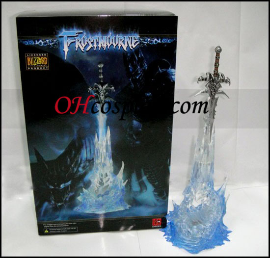Lich King Arthas Menethil Deluxe Collector Tal? Frostmourne