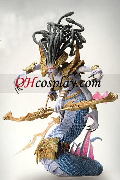 World of Warcraft DC Ubegrænset Series 4 Deluxe Boxed Action Figure Lady Vashj