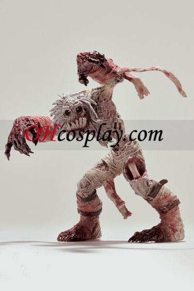 World of Warcraft DC ilimitado Serie 5 de la figura de acción Plaga Ghoul [Rottingham]