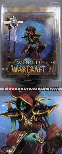 העולם של warcraft סדרת necromaner סיתה (גדול)