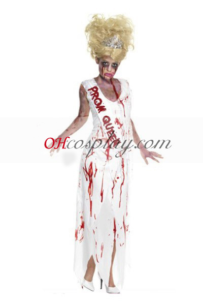Halloween Prom Queen Cosplay Costume Australia